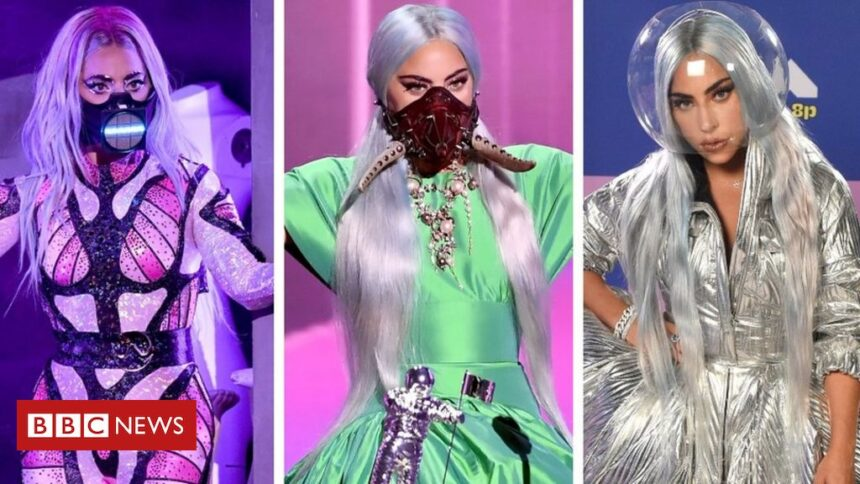 Seven key moments from the MTV VMAs: Lady Gaga, Taylor Swift, The Weeknd and more