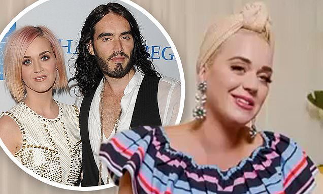 Katy Perry reflects on marriage to Russell Brand: 'It was just like a tornado'