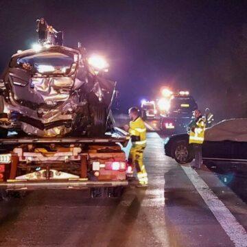 Baden-Württemberg: Ministerpräsident Kretschmann in Unfall auf Autobahn verwickelt