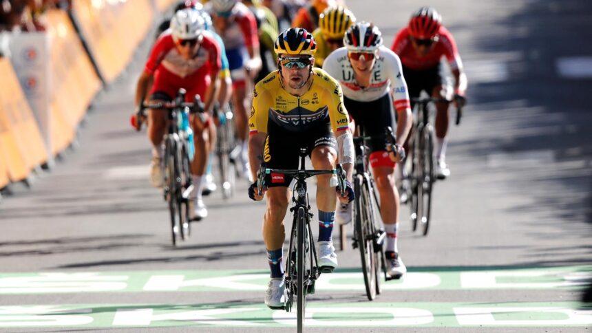 Ritwinnaar Roglic voelt zich iedere dag sterker worden in Tour de France