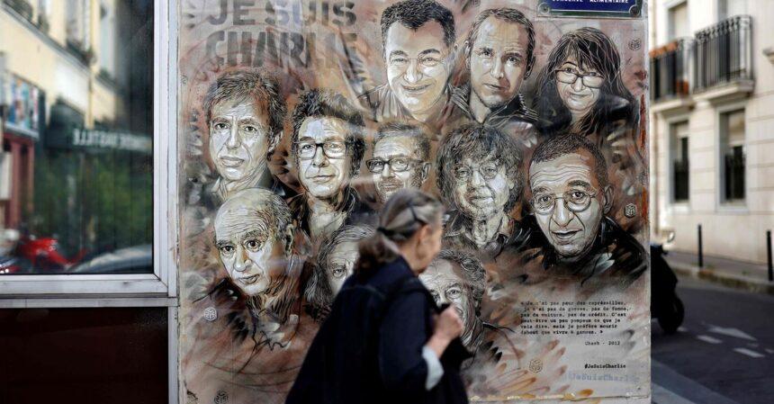 Charlie Hebdo steekt nek weer uit