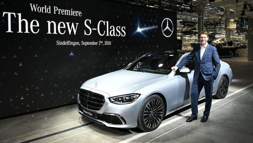 Neue S-Klasse von Mercedes: Ein Stern verblasst