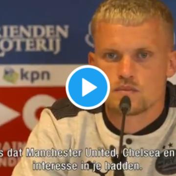 'Na mijn eerste gesprek met John de Jong wist ik dat ik naar PSV wilde'