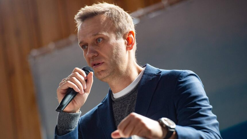 Navalny vergiftigd met zelfde soort gif als Russische ex-spion Sergei Skripal