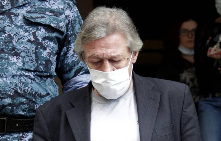 Ефремов в суде признал свою вину в ДТП