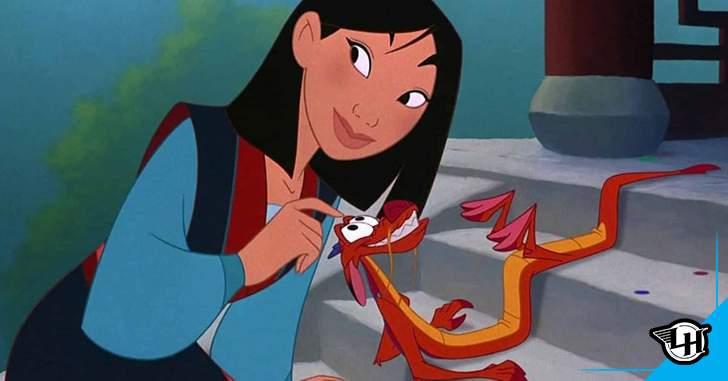 Mulan: Diretora explica porque o Mushu não está no filme