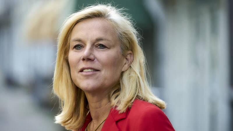 Sigrid Kaag met 96 procent gekozen tot D66-leider
