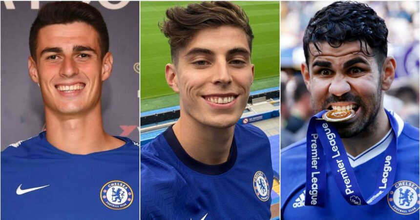 Chelsea sign Kai Havertz: Blues' 20 most expensive signings rated out of 10