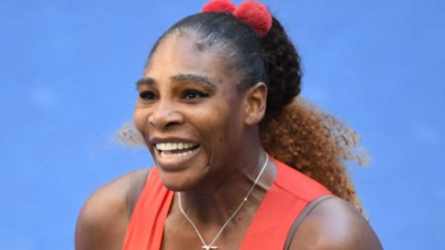 Serena Williams through to US Open last 16 after battle with Sloane Stephens