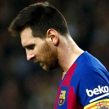 FC Barcelone : Lionel Messi est isolé dans le vestiaire