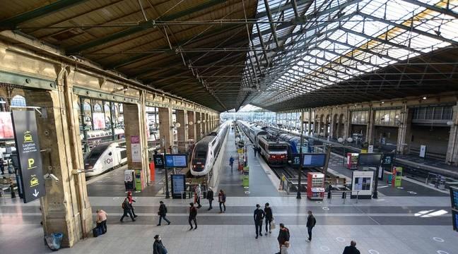 Paris: Un homme grièvement blessé à l'arme blanche dans la gare du Nord
