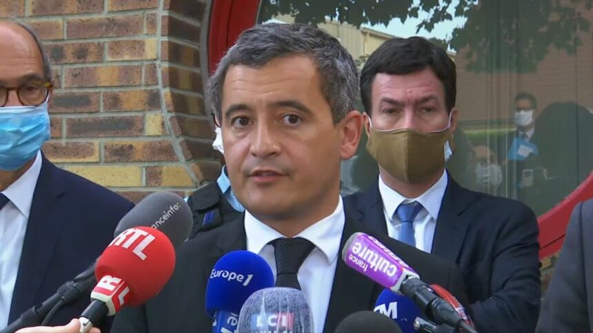 """Chevaux mutilés: Darmanin annonce que 153 enquêtes sont en cours """"dans plus de la moitié des départements"""""""