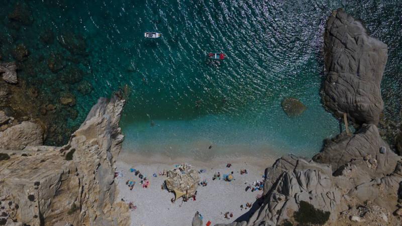 Hoteleigenaar over oranje reisadvies Griekse eilanden: 'Belachelijk en paniekzaaierij'