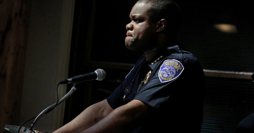 Rochester Police Chief Resigns After Accusations of Cover-Up in Prude Case