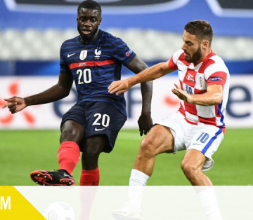 Upamecano, Dayot et des bas / Ligue des nations / Gr.3 / France-Croatie (4-2) / SOFOOT.com