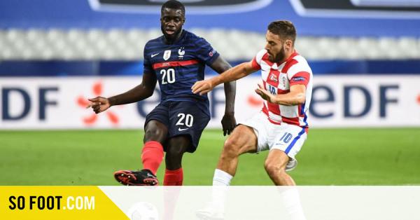 Upamecano, Dayot et des bas / Ligue des nations / Gr.3 / France-Croatie (4-2) / SOFOOT.com
