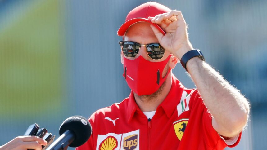 Vettel verruilt Ferrari na dit seizoen voor ambitieus Aston Martin