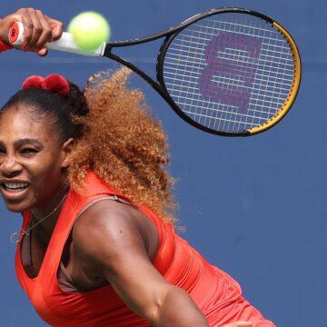 Serena Williams edges out Tsvetana Pironkova to reach US Open semi-finals against Victoria Azarenka