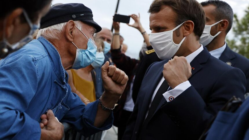 """DIRECT. Coronavirus : Emmanuel Macron promet des décisions vendredi """"pour donner de la visibilité dans les …"""