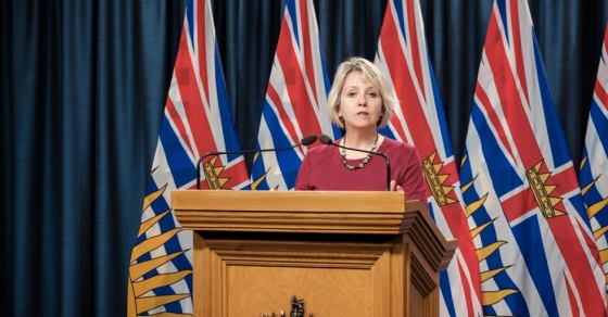 B.C.'s uptick in new COVID cases was expected: Henry