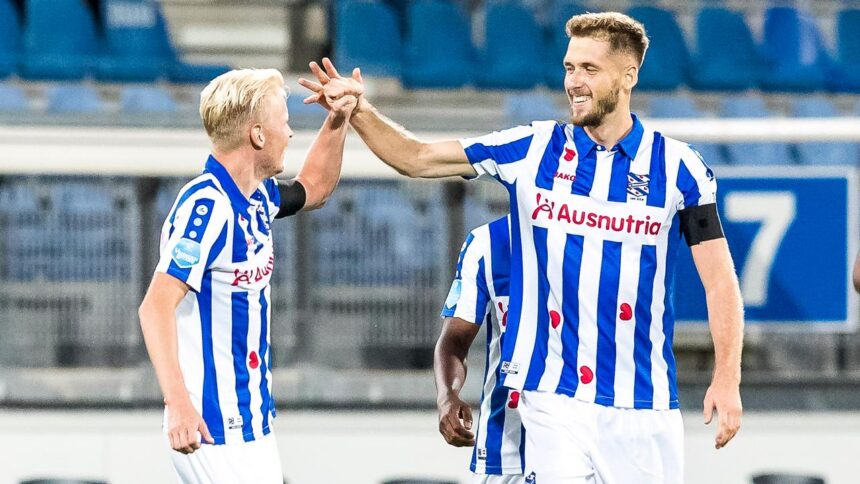 Heerenveen wint na slechte voorbereiding van Willem II in seizoensouverture