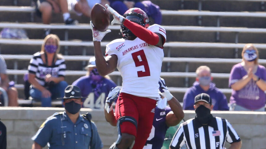Arkansas State stuns Kansas State to give Sun Belt its second upset victory over Big 12 in Week 2