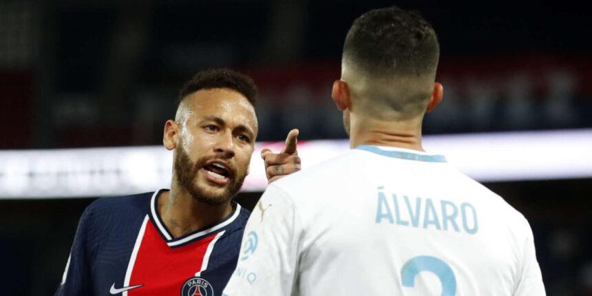 Ligue 1 : Neymar dénonce le racisme d'Alvaro Gonzalez et demande à la Ligue de football d'agir