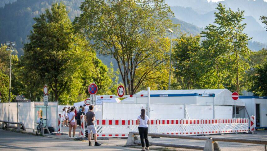 Corona-Fälle in Garmisch-Partenkirchen: Mit Symptomen in die Cocktailbar