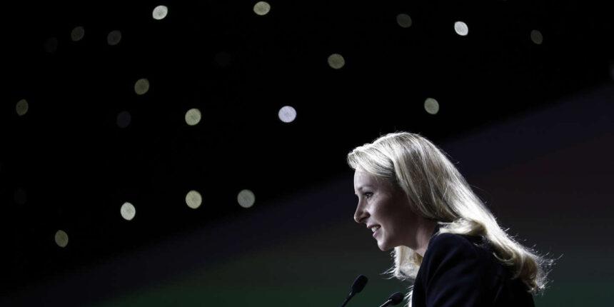 Rassemblement national : Marion Maréchal engage l'offensive contre Marine Le Pen sur la stratégie électorale