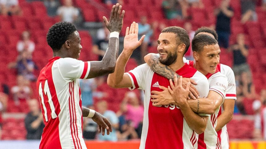Ajax bij loting voor groepsfase CL in pot 2 door uitschakeling Benfica