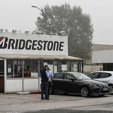 Pas-de-Calais : La fermeture de l'usine Bridgestone met en péril 863 emplois à Béthune