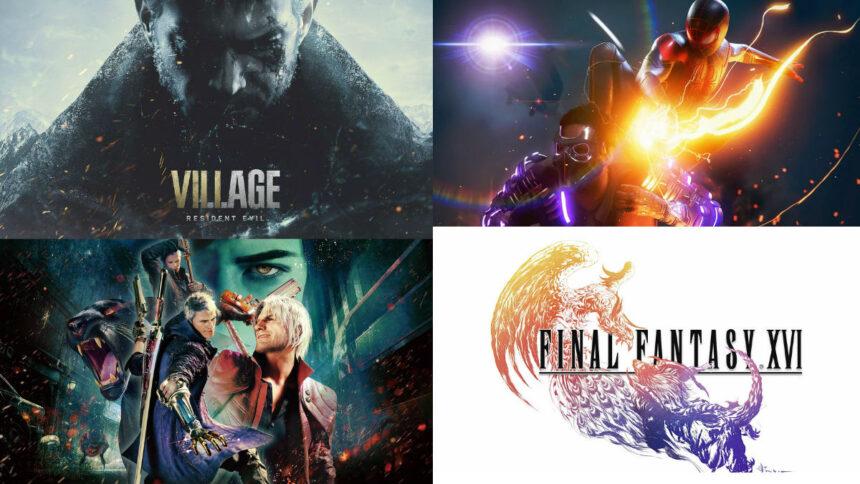 【有片】PS5 發布會懶人包 蜘蛛俠、FF16、戰神、 Bio8 等作品一次睇