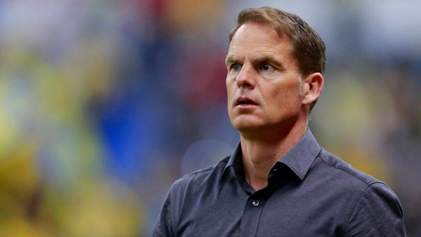 'De Boer topkandidaat voor bondscoachschap Nederlands elftal'
