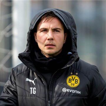 Mario Götze bereut seine BVB-Rückkehr
