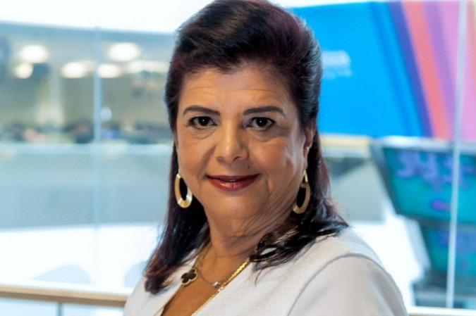 Luiza Trajano, dona do Magazine Luiza, é a mulher mais rica do Brasil