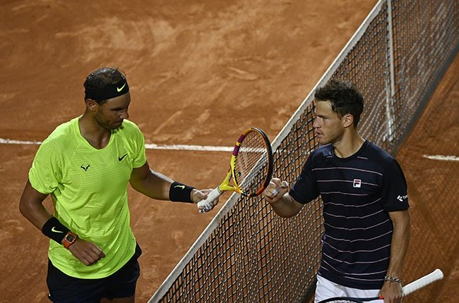 Rafael Nadal stunned in Rome before French Open title defence