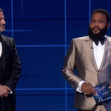 Emmy Awards 2020 : De Zendaya à la réunion « Friends » au puissant « Black Lives Matter » d'Anthony Anderson,…