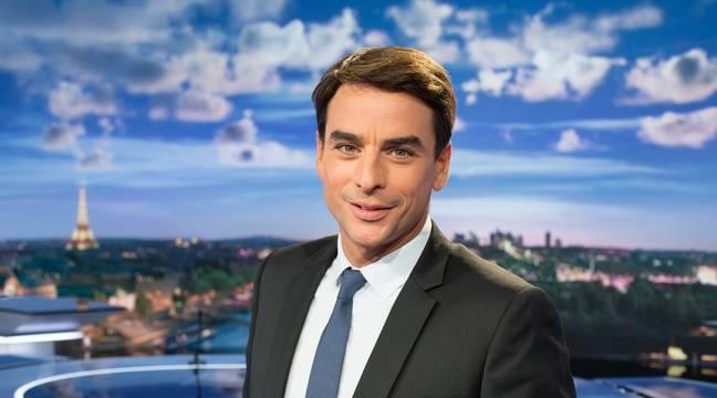 Julian Bugier remplace Marie-Sophie Lacarrau, partie pour TF1, au « 13 heures » de France 2