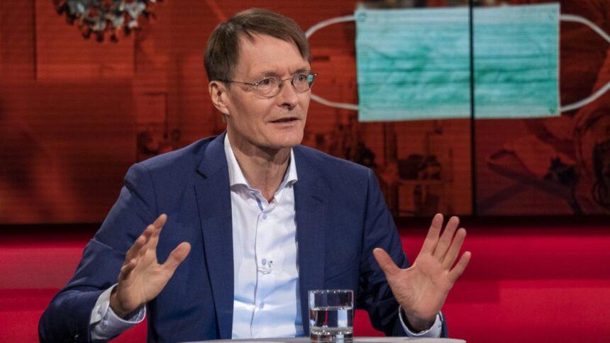 """""""Hart aber fair"""": Auf einmal sind alle Plasberg-Gäste gegen Lauterbach"""