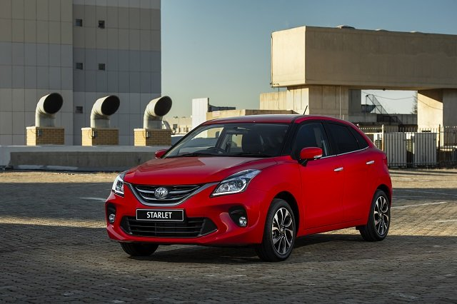 Toyota launches new R200,000 hatchback in South Africa