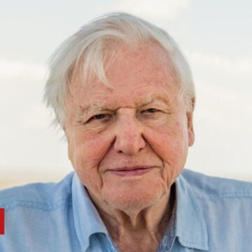 Sir David Attenborough joins Instagram to warn 'the world is in trouble'