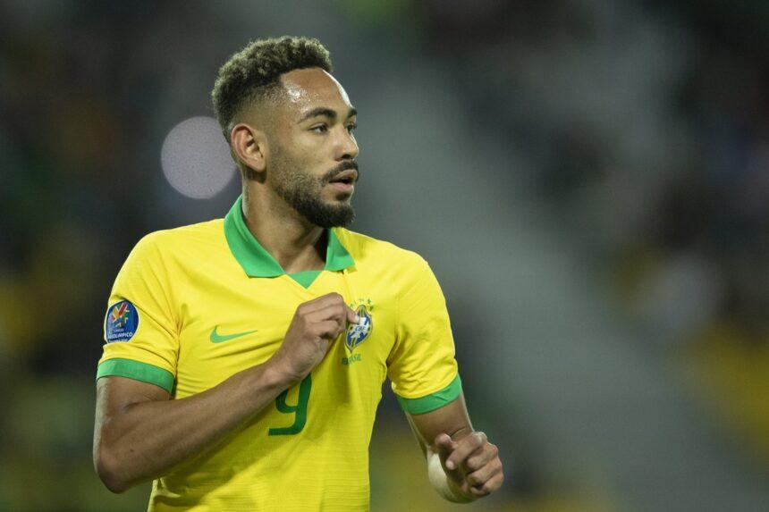Gabriel Jesus é cortado da Seleção, e Tite convoca Matheus Cunha para estreia nas Eliminatórias