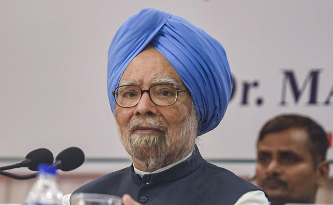 """India Feels Absence…"": Rahul Gandhi's Birthday Wish For Manmohan Singh"