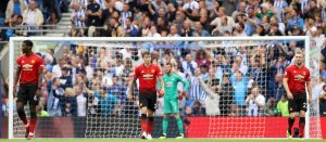 Brighton vs Man United: 'Cr-ppy sparkler' expected by most of the team