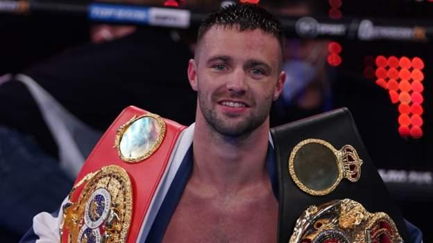 Boxing: Josh Taylor defeats Apinun Khongsong in first round