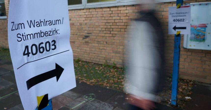 Stichwahl NRW 2020: Gute Wahlbeteiligung in Köln, Düsseldorf & Dortmund