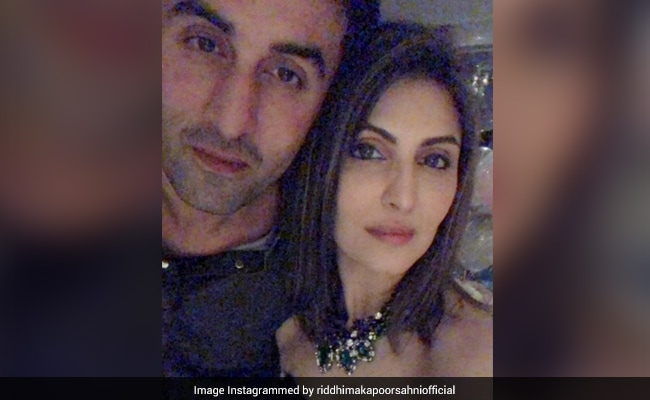 """Happy Birthday, Ranbir Kapoor: Here's What Riddhima Posted For """"Baby Brother"""""""