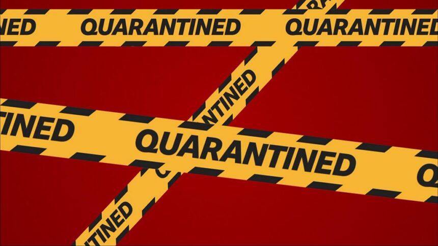 Coronavirus: Self-isolation crackdown, Wales lockdown and university latest