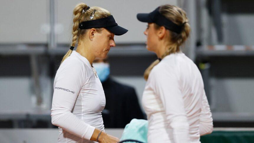 French Open: Kerber scheitert nach stundenlanger Wartezeit in der ersten Runde
