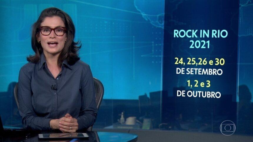 Rock in Rio anuncia datas da edição de 2021 para setembro e outubro